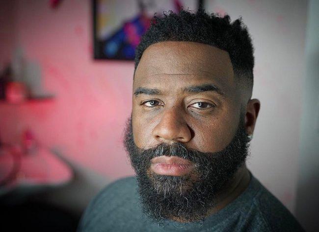Hairstyles For Black Men 76