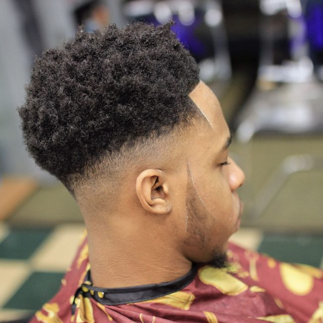 Hairstyles For Black Men 78