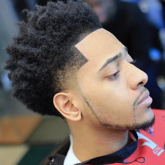 Hairstyles For Black Men 84