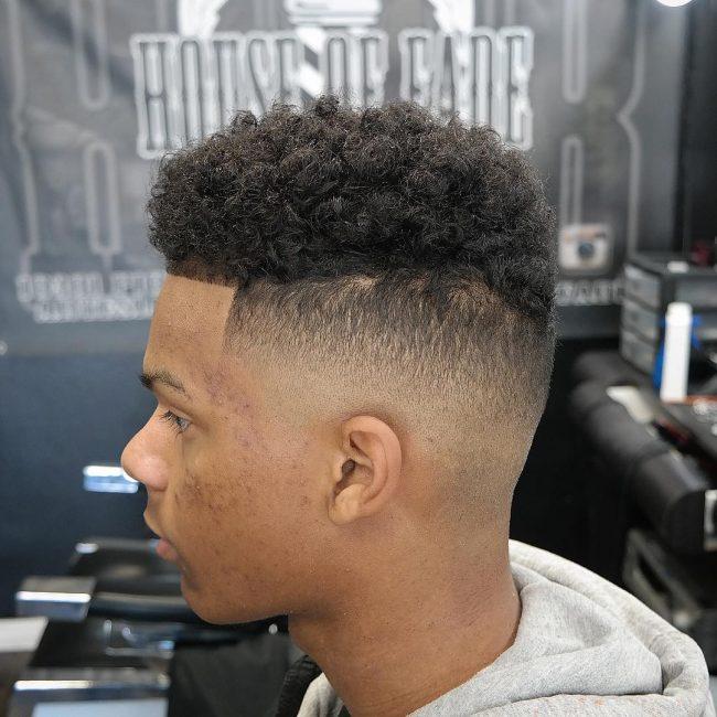 Hairstyles For Black Men 97