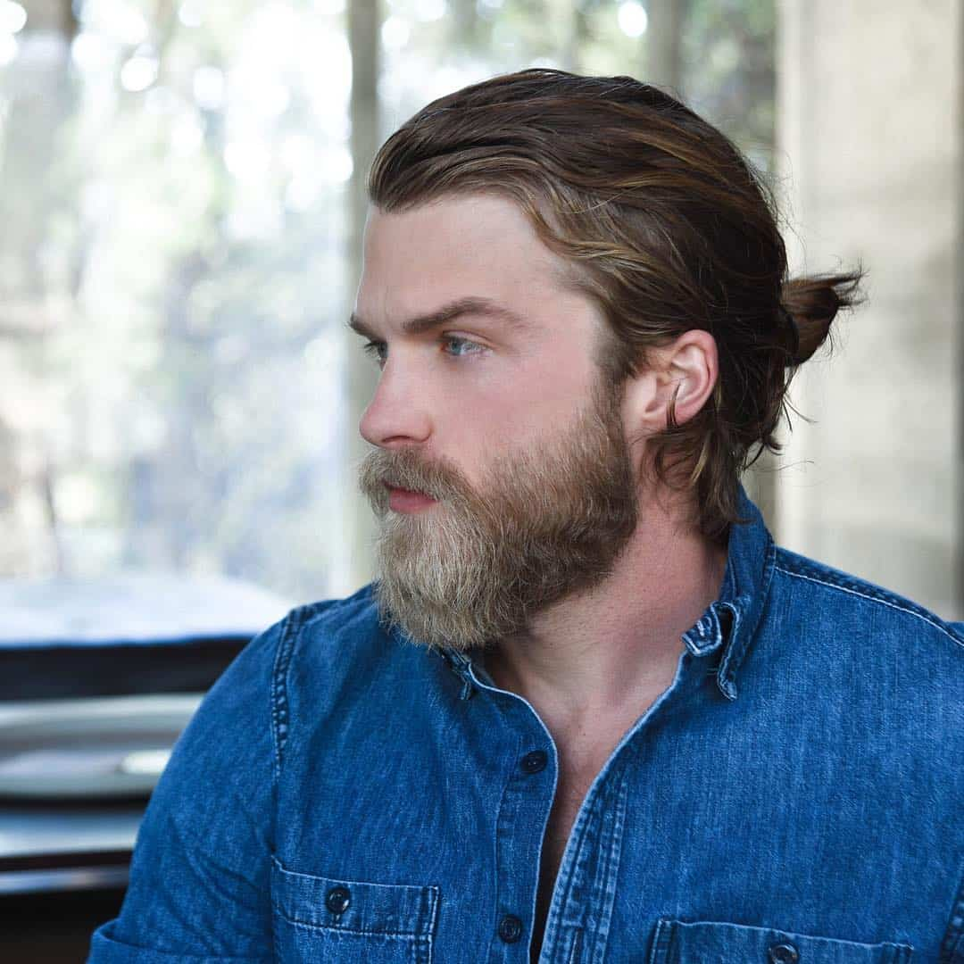 80+ Best Men's Hairstyles For Long Hair - Be Iconic (2018)