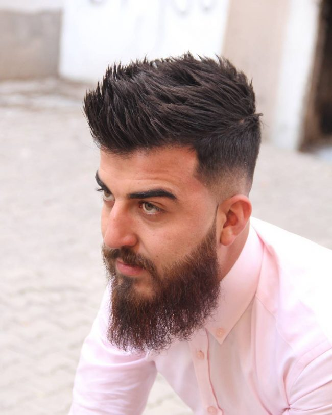 Hairstyles For Thick Hair 44