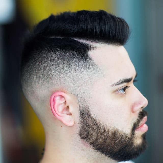 Strange 25 Spectacular Blowout Haircut Ideas For Men High Trend Hairstyle Inspiration Daily Dogsangcom