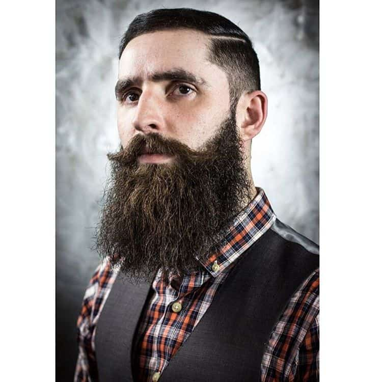 Hard Part Line and Beard