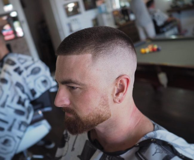 High and Tight Haircut 29