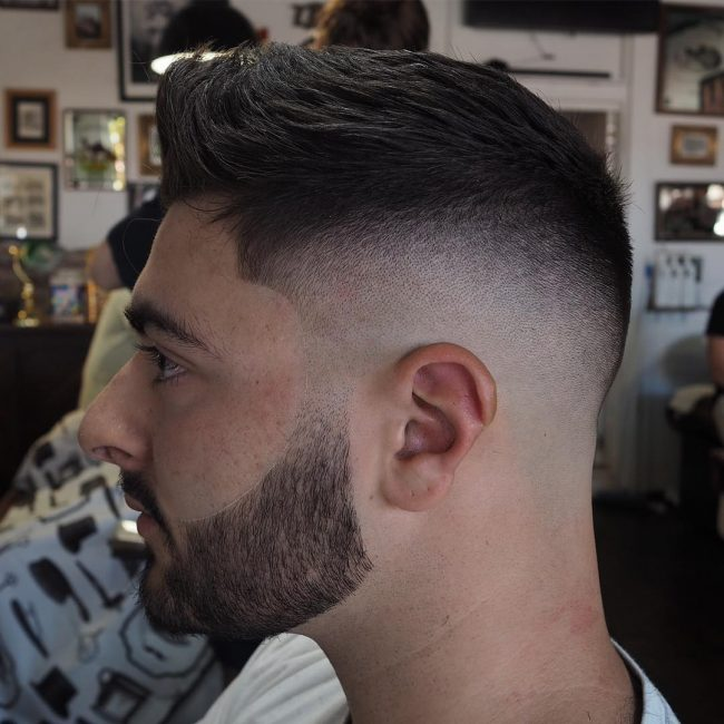 High and Tight Haircut 30