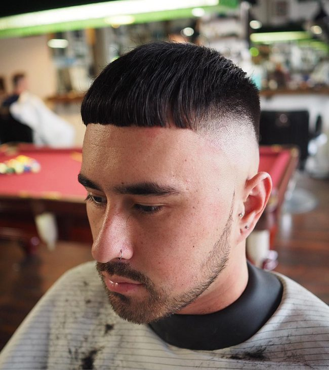 High and Tight Haircut 32
