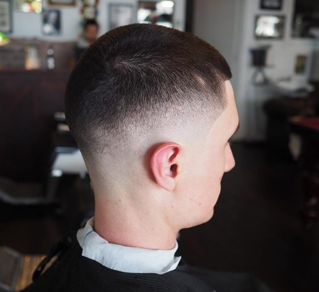 High and Tight Haircut 33