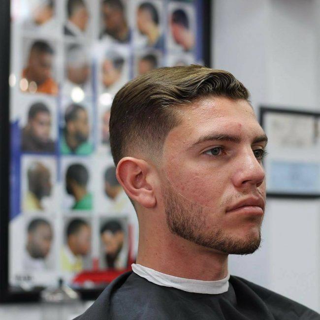 High and Tight Haircut 34