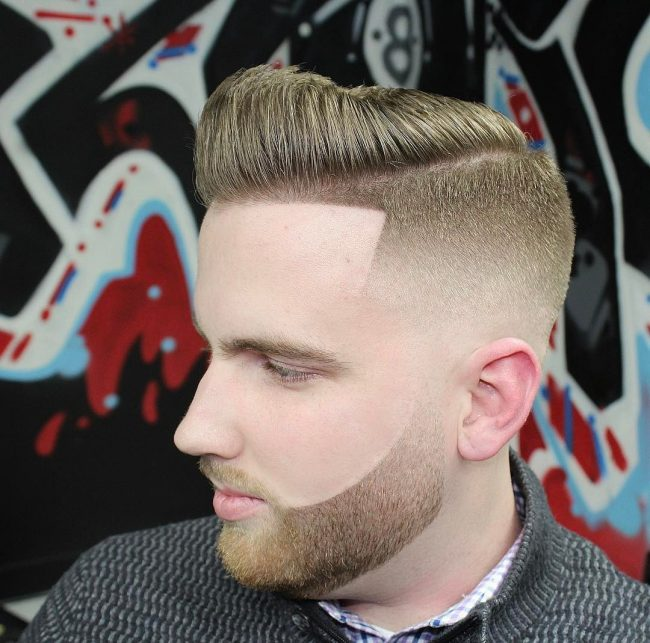 High and Tight Haircut 35