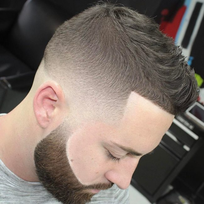 High and Tight Haircut 37