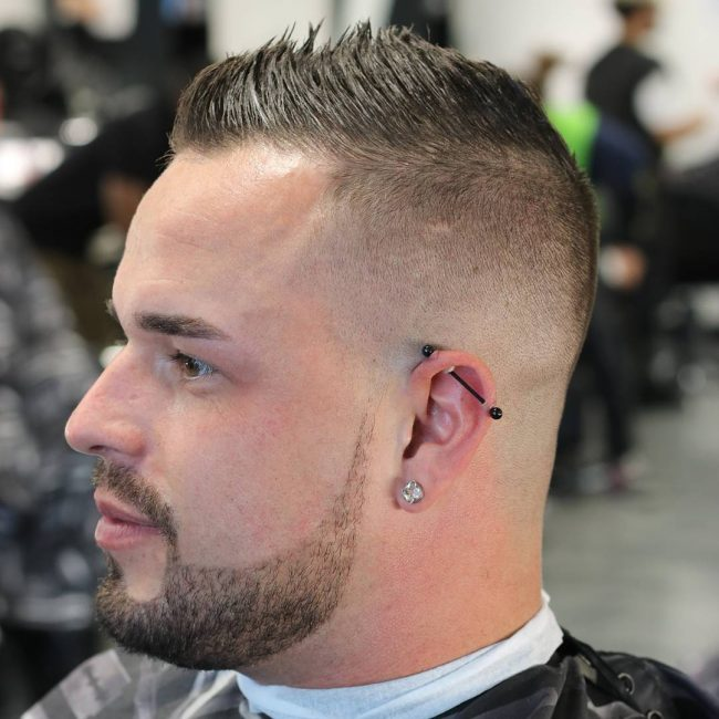High and Tight Haircut 42