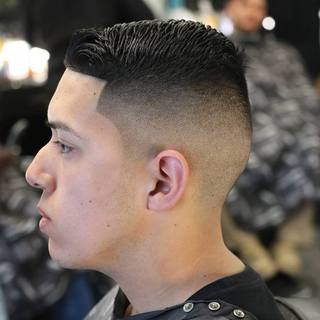 High and Tight Haircut 43