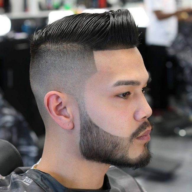 High and Tight Haircut 45