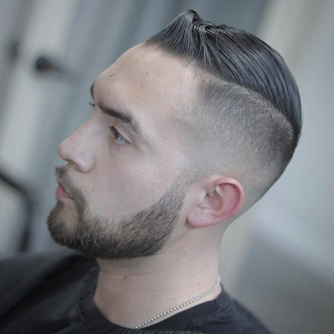 High and Tight Haircut 46