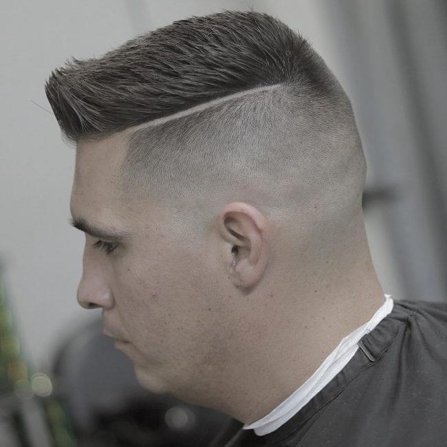 High and Tight Haircut 50