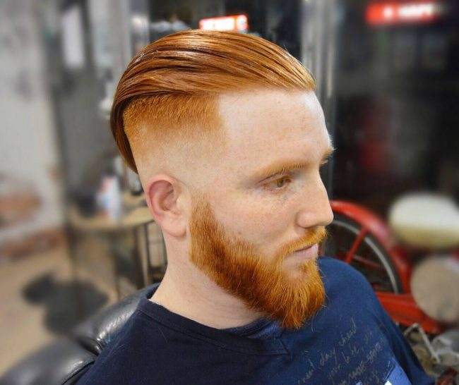High and Tight Haircut 56