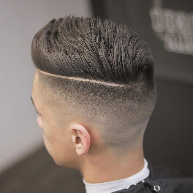 High and Tight Haircut 62