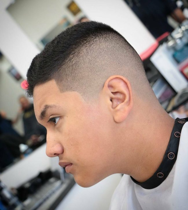 High and Tight Haircut 63