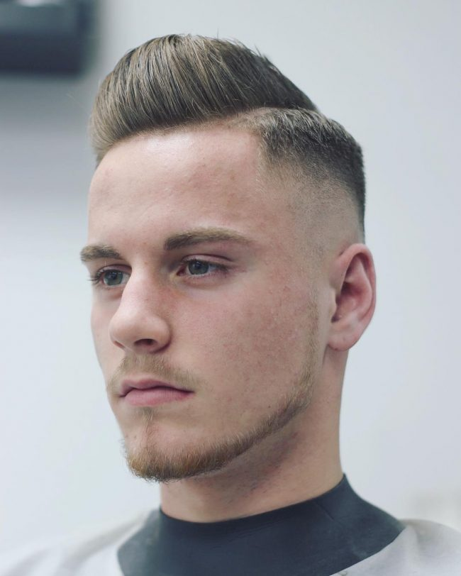 High and Tight Haircut 66