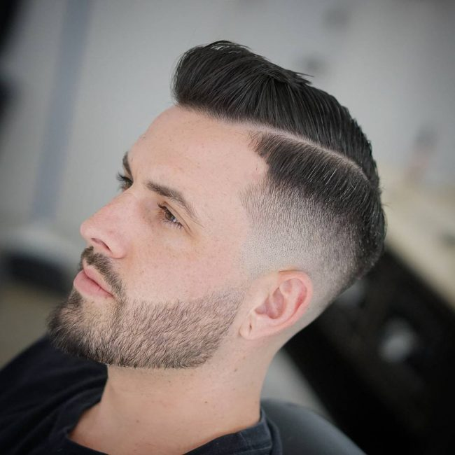 High and Tight Haircut 69