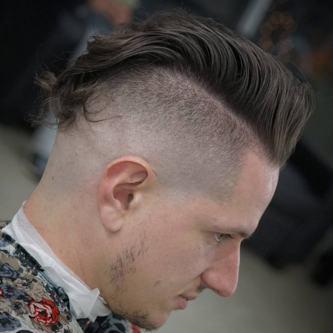 High and Tight Haircut 70