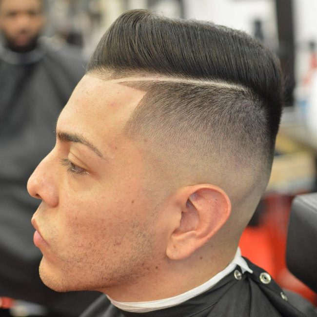 75 Best High And Tight Haircut Ideas - Show Your Style(2019)