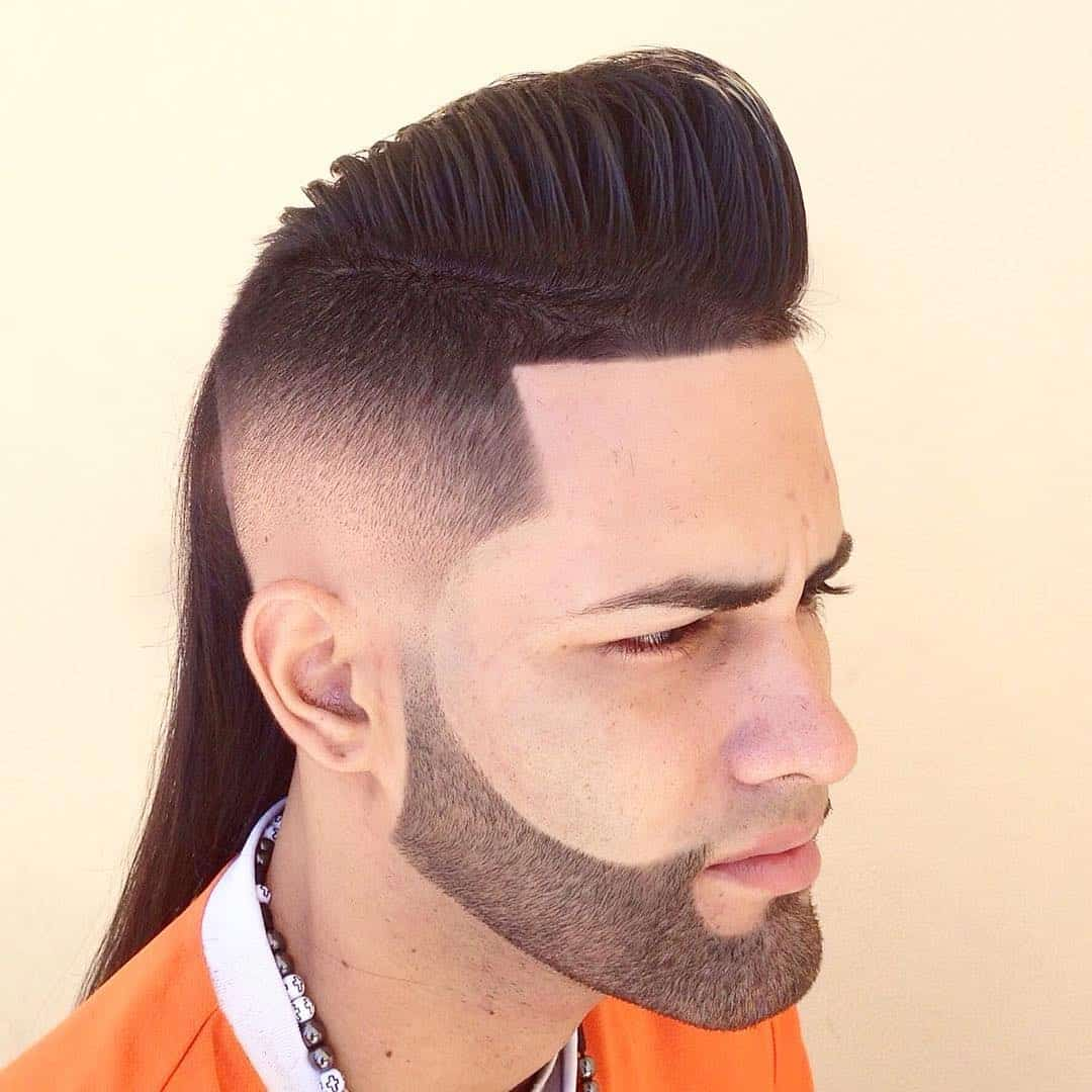 Hipster men hairstyles 25 hairstyles for hipster men look - 1 Hipster Mullet