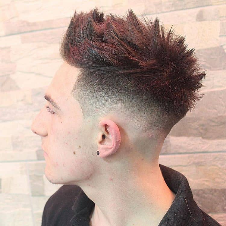 Remarkable 25 Spectacular Blowout Haircut Ideas For Men High Trend Hairstyle Inspiration Daily Dogsangcom