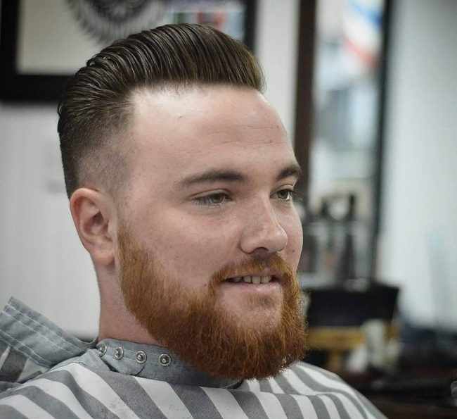 Ivy League Haircut Styles 26