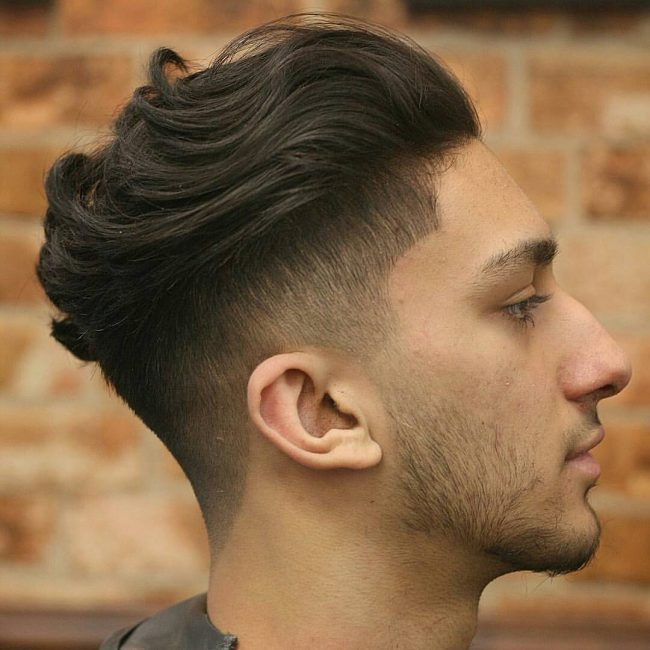 Ivy League Haircut Styles 27