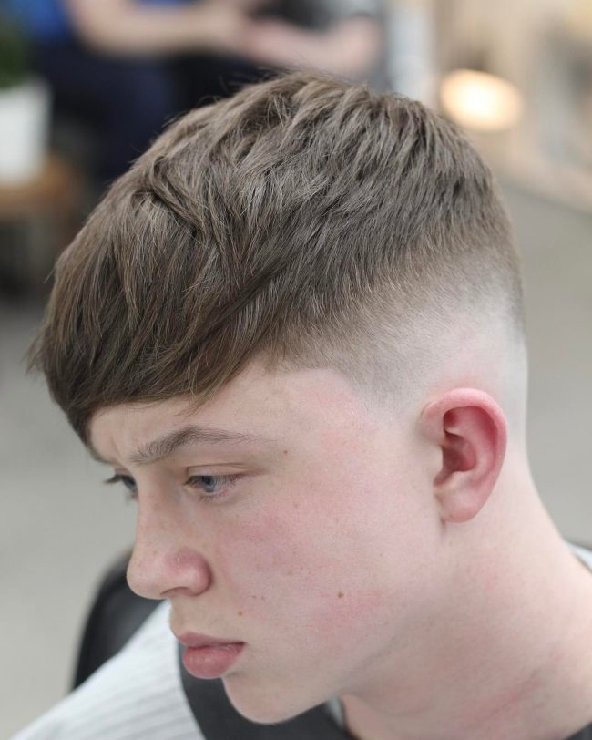 Ivy League Haircut Styles 28