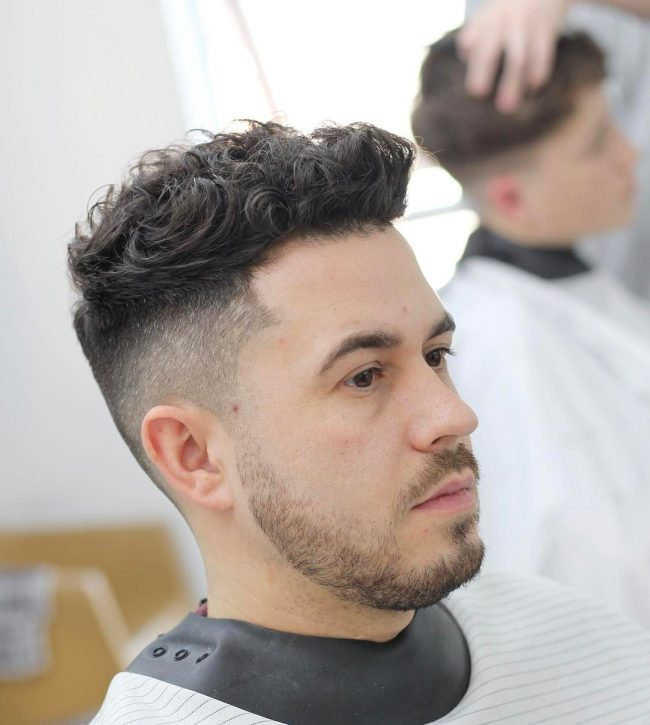 Ivy League Haircut Styles 30