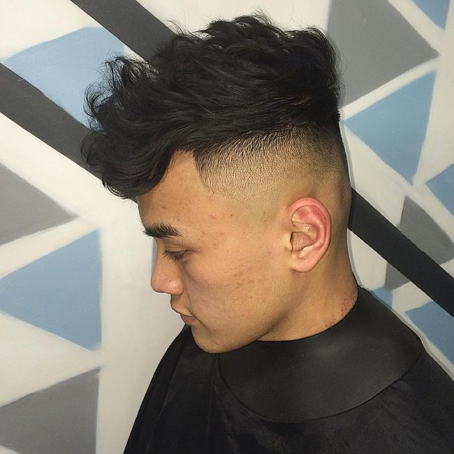 Ivy League Haircut Styles 32