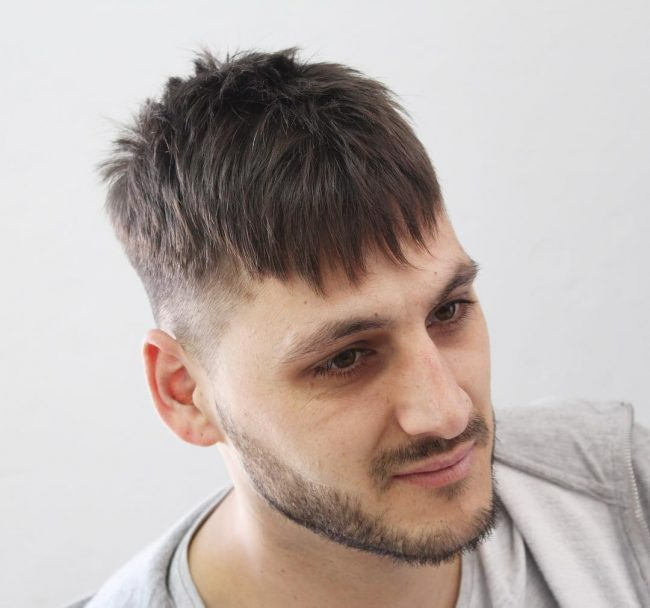 Ivy League Haircut Styles 33