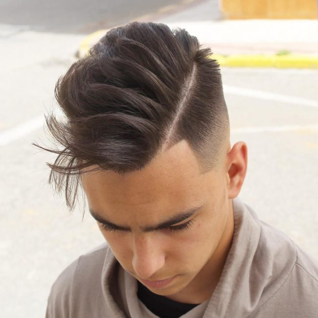 Ivy League Haircut Styles 34