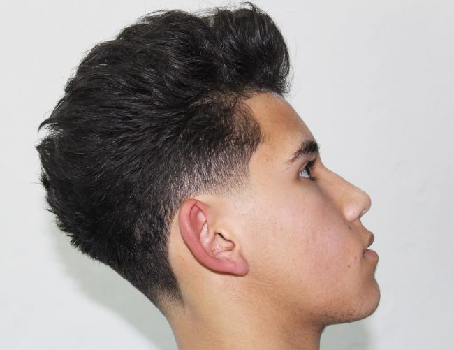 Ivy League Haircut Styles 35