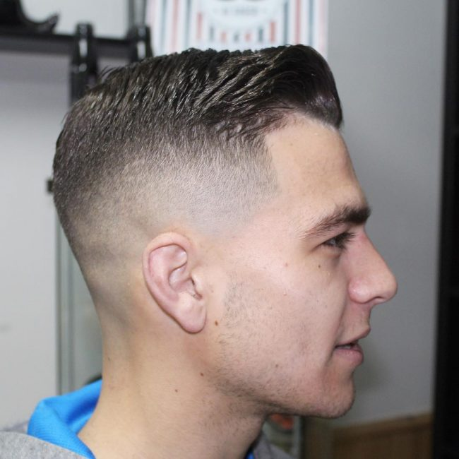 Ivy League Haircut Styles 37