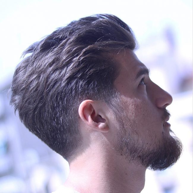 Ivy League Haircut Styles 42