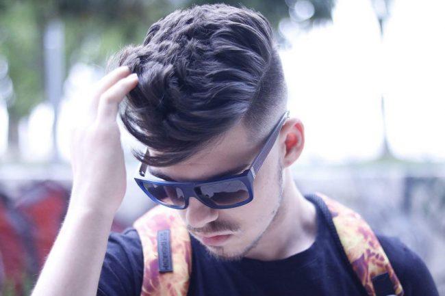 Ivy League Haircut Styles 46