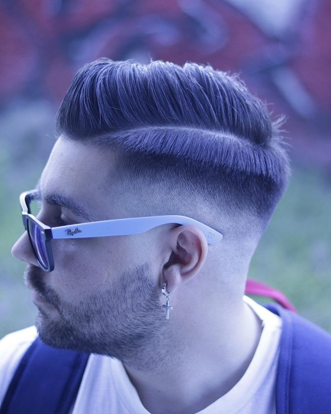 Ivy League Haircut Styles 48