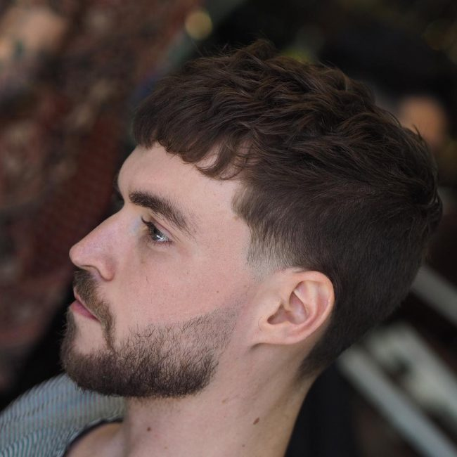 Ivy League Haircut Styles 49