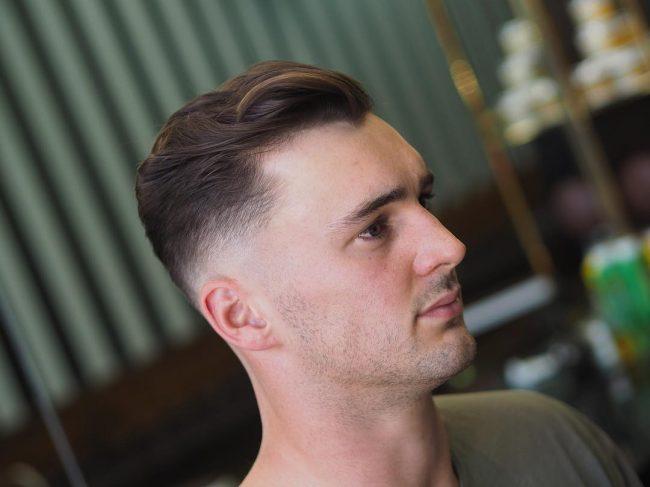 Ivy League Haircut Styles 50
