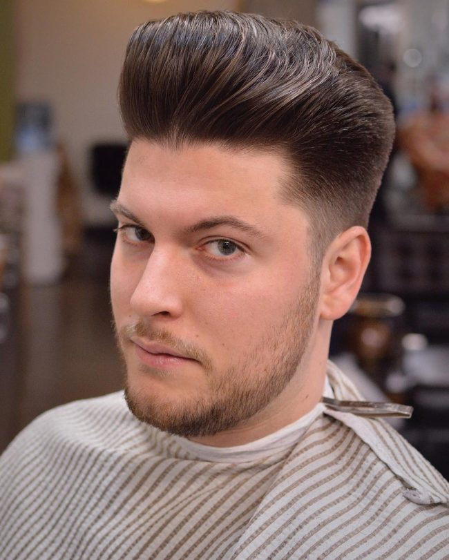 Men's Medium Hairstyles 58