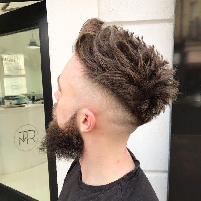 Men's Medium Hairstyles 60