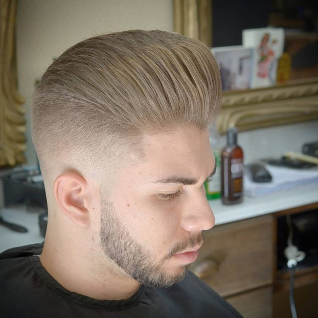 Men's Medium Hairstyles 61