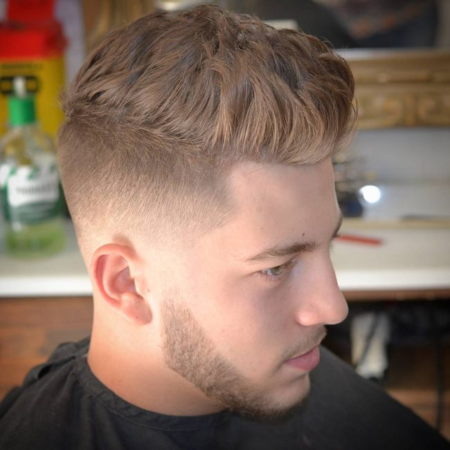 Men's Medium Hairstyles 62