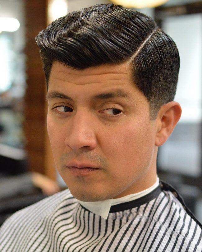 Men's Medium Hairstyles 67