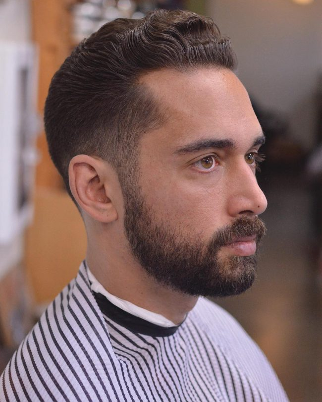 Men's Medium Hairstyles 68