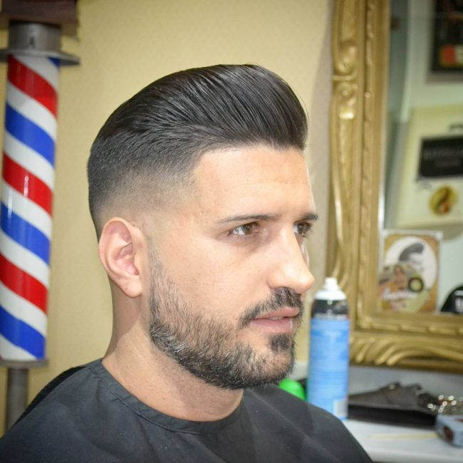 Men's Medium Hairstyles 73
